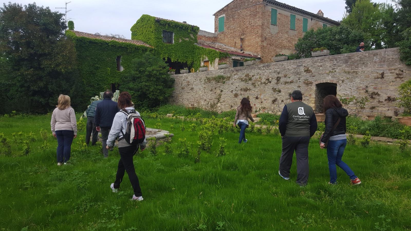 Walkscape Sentiero Santacroce