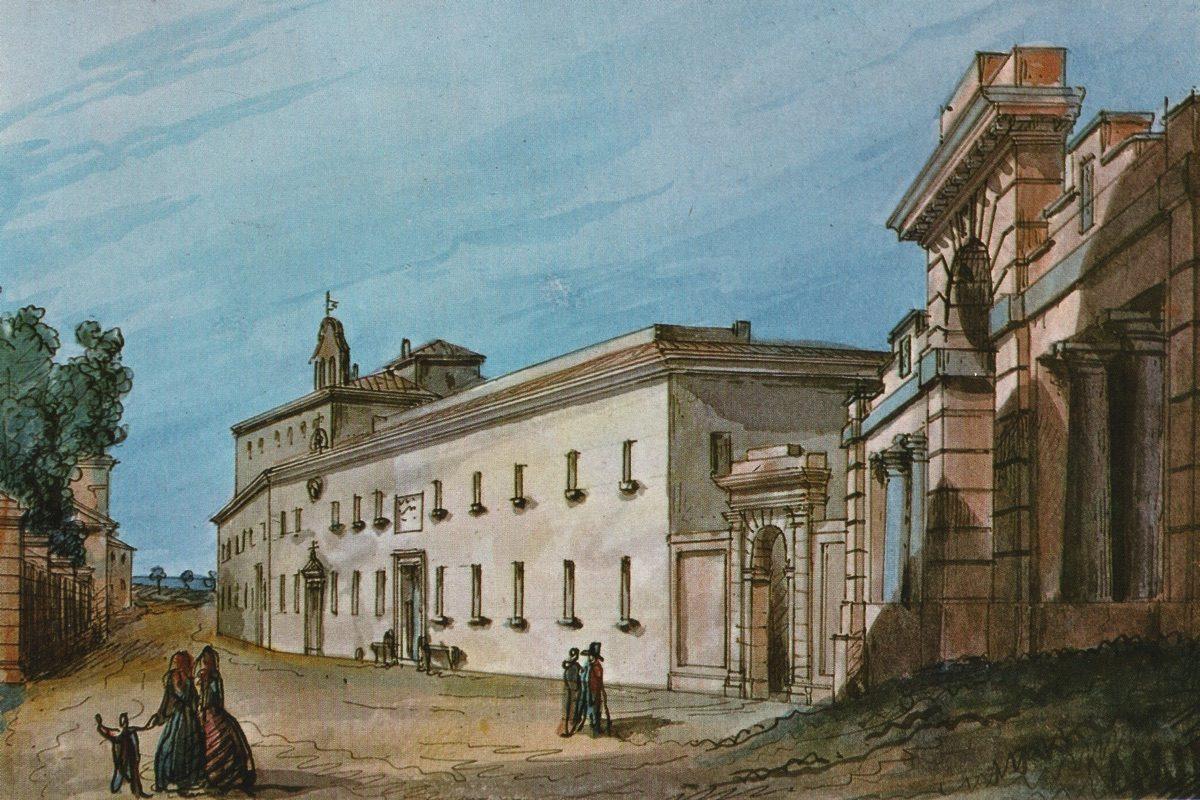 Pesaro ai tempi di Rossini – il walkscape